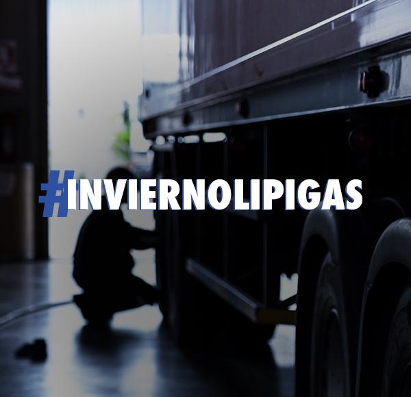 ¡Conoce las fechas de #InviernoLipigas on tour!