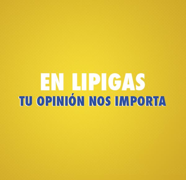"Bases Legales ""En Lipigas Tu opinión nos interesa"" - Campaña Cerrada"