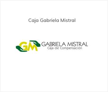 Caja Gabriela Mistral