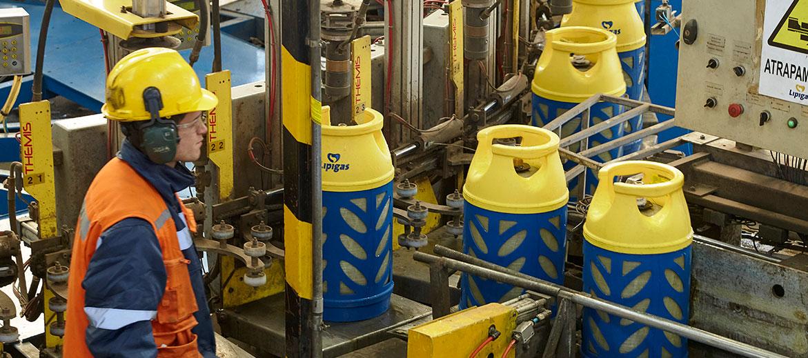 Qu es el glp lipigas for Estanques de gas licuado