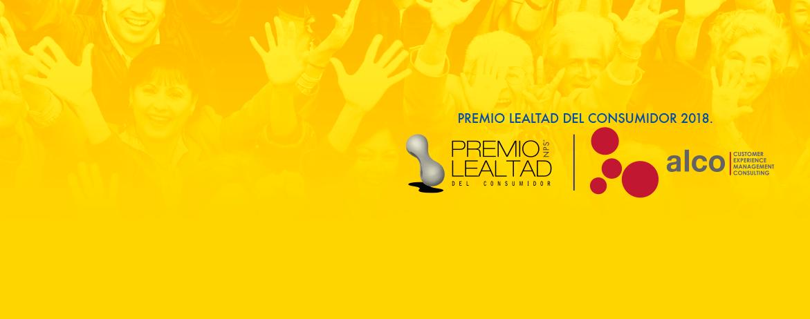 Premio Lealtad 2018