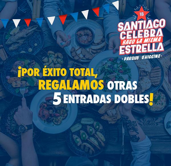 Bases Legales: ¡Participa y gana entradas a la Fiesta Criolla de Santiago!