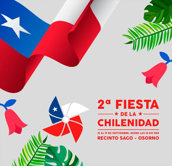Bases Legales: Fiesta de la Chilenidad Osorno