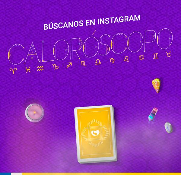 Bases legales Concurso: Caloroscopo 2019 - Historias de Instagram