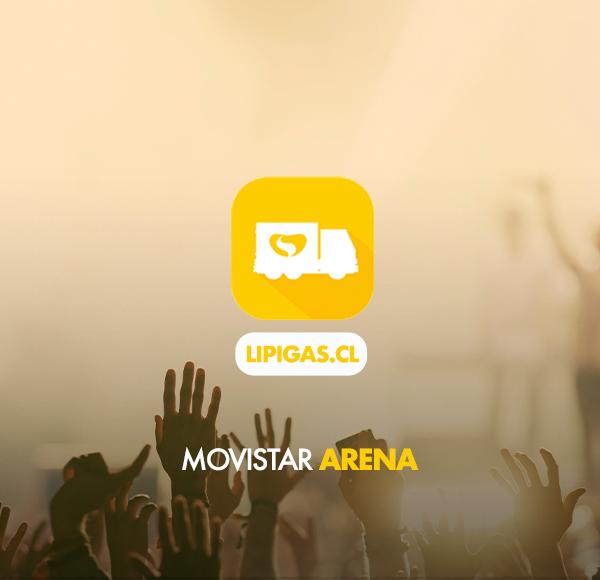 Bases Legales - Vive la Energía en Movistar Arena