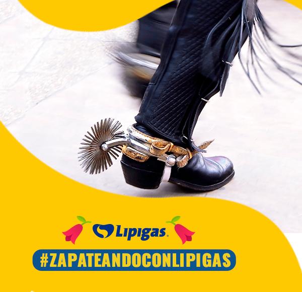 Bases Legales - #ZapateandoConLipigas en la Fonda Santiago